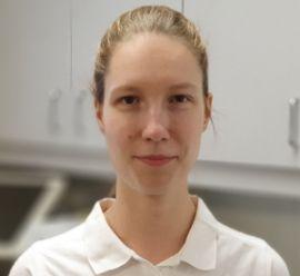 FLORENTINE ECKERT: Auszubildene zur Tiermedizinischen Fachangestellten